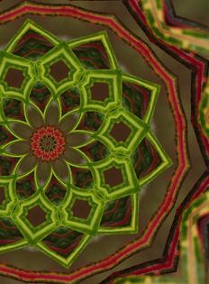 Mandala: Better Half of Christmas